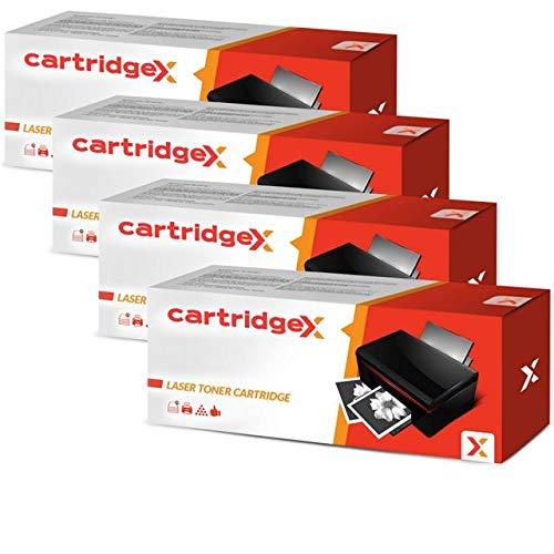 Cartridgex Kompatible Tonerkartusche für Oki MB451 MB451dn MB441 MB441dn B401