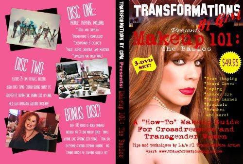 Transformations By Gina Presents: Makeup 101-The Basics