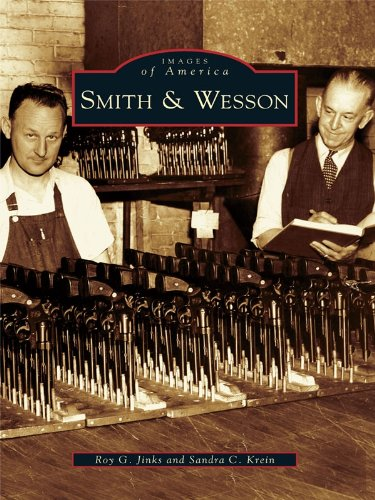 smith-wesson-images-of-america-english-edition