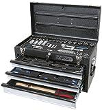 KS Tools 918.0150 1/4'+1/2' CHROMEplus Universal-Werkzeug-Satz, 99-tlg. Zollmaße