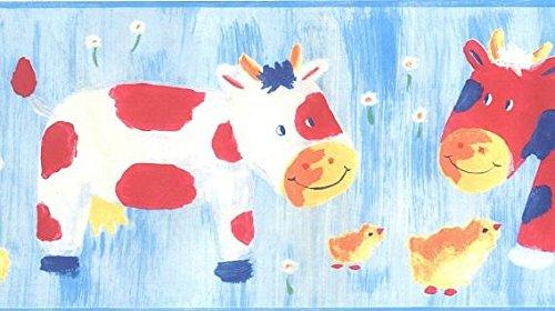 Grenzen-Kühe-zw74516-Bordüre -