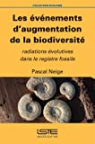 Evenements d'Augmentation Biodiversite