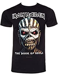 Iron Maiden - Camiseta - The Book Of Souls