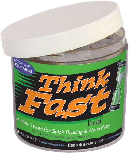 Think Fast (In a Jar)