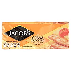 Jacobs Cream Cracker 300g in Tassen