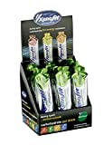 Xenofit carbohydrate gel drink Mate/Zitrone, 21 x 60ml