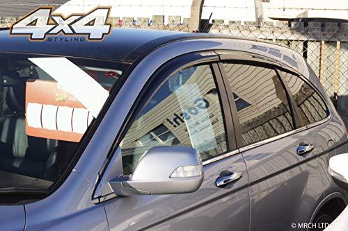 Autoclover Jeu de 6 déflecteurs d'air pour Honda CRV 2007-2012