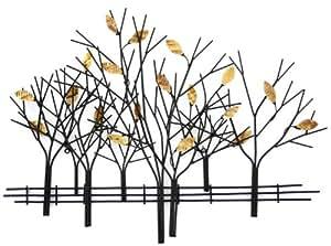 Brilliant Wall Art Metal Wall Art - Autumn Tree Scene