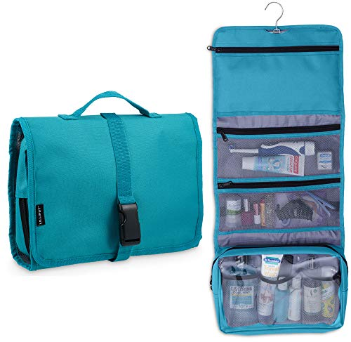 Hanging Travel Toiletry Bag & Co...