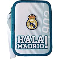 Plumier Real Madrid doble completo