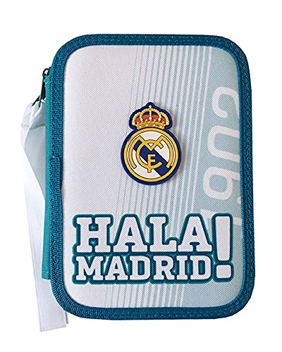 Real Madrid CF Plumier Real Madrid Doble Completo (EP-281-RM)
