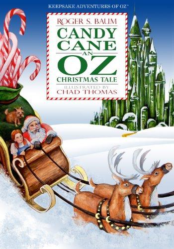 Candy Cane: An Oz Christmas Tale (Keepsake Adventures of Oz) (English Edition) (Candy Bäume)