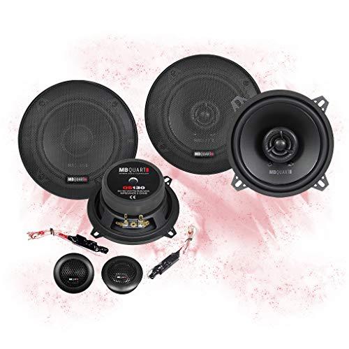 MB Quart Frontal/Trasera 13cm/130mm Auto Altavoz/Cajas/Speaker