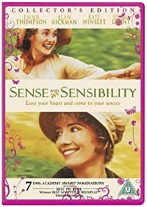 Sense And Sensibility (Collector's Edition) [1996] [DVD] [2002]