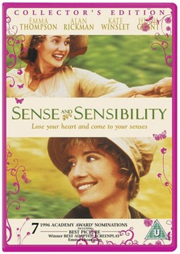 sense-and-sensibility-collectors-edition-import-anglais