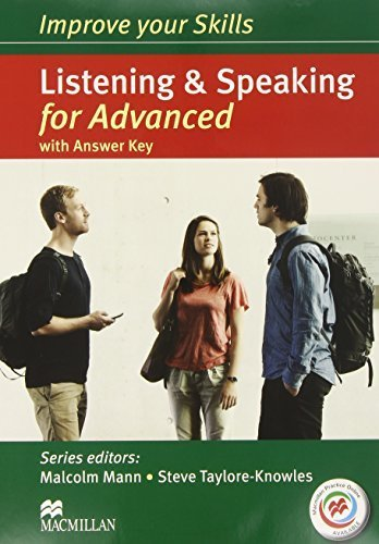 Improve Your Skills: Listening & Speaking for Advanced Student's Book with Key & MPO Pack (Cae Skills) by Malcolm Mann (2014-02-20)