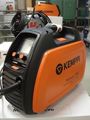 Kemppi MinarcMig 170 EVO tragbare Inverter-Schweißgerät MIG - Inverter-gas-generator