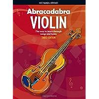 Abracadabra Violin (Pupil's book) (Abracadabra Strings)
