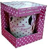 Disney Minnie Mouse Porcelain Mug Set, 3...