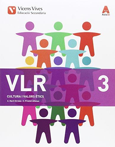 VLR 3+ ANNEX (VALORS ETICS) ESO AULA 3D: 000002 - 9788468237305