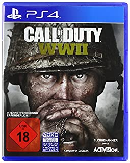 Call of Duty: WWII - Standard Edition - [PlayStation 4] (B071N9SDXL) | Amazon Products