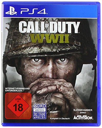 Call of Duty: WWII - Standard Edition - [PlayStation 4] - Of Spiele Duty Call