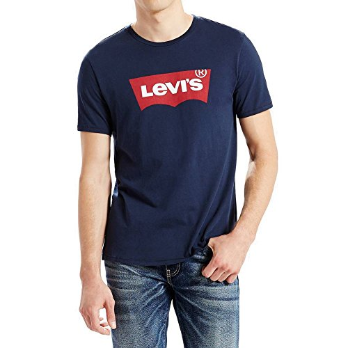 Levi's Graphic Set-in Neck, Camiseta para Hombre