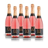 alternativa - Espumoso Rosado Sweet - 0.0% vol (Caja de 6 botellas 750ml)