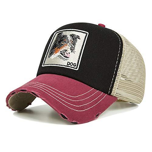 Ss - Gorra de béisbol - para hombre Cock Black Talla única