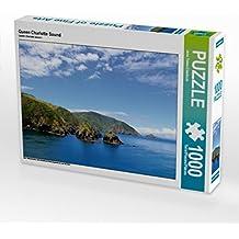 Queen Charlotte Sound 1000 Teile Puzzle quer: eine fantastische Entdeckungsreise im Land der Kiwis (CALVENDO Natur)