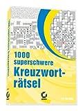 Produkt-Bild: 1000 superschwere Kreuzworträtsel