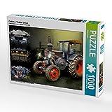 Oldtimer Traktor Ursus 1000 Teile Puzzle quer (CALVENDO Technologie)