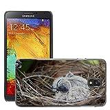 hello-mobile Carcasa Funda de cuero funda case//M00136502Bird Nest bambino nido d' uccello uccello//Samsung Galaxy Note 3III N9000N9002N9005