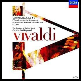 """Vivaldi: Concerto for Violin and Strings in B flat , Op.8/10 , RV 362 """"La caccia"""" - 2. Adagio"""