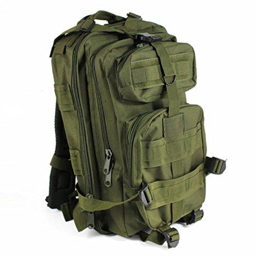 Rucksack, Angelrucksack, GP-GREEN Outdoor- Back Pack mit vielen Taschen Test