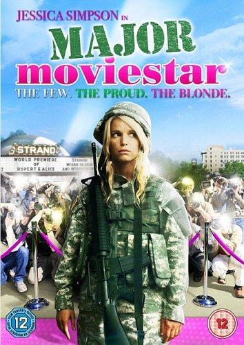 Major Movie Star [DVD] by Jessica Simpson