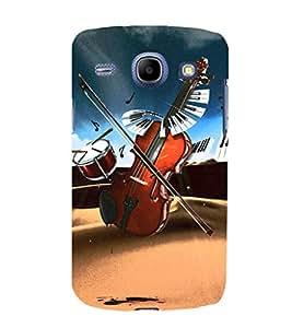 printtech Violin Piano Drum Musical Back Case Cover for Samsung Galaxy J7 / Samsung Galaxy J7 J700F (2015 EDITION)