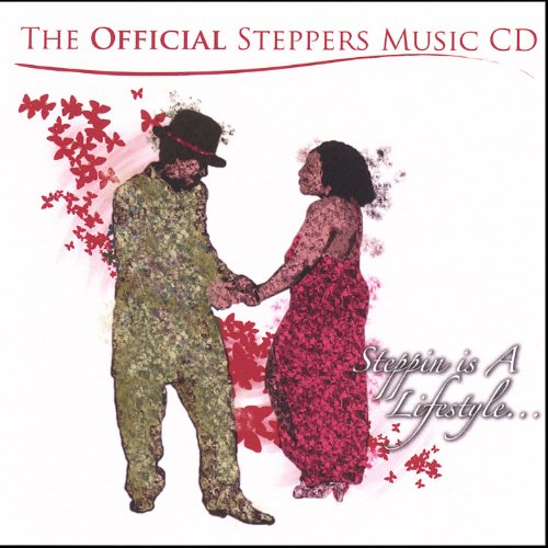 The Official Steppers Music Cd