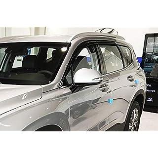 Autoclover Windabweiser-Set für Hyundai Santa Fe ab 2018+, 6-teilig