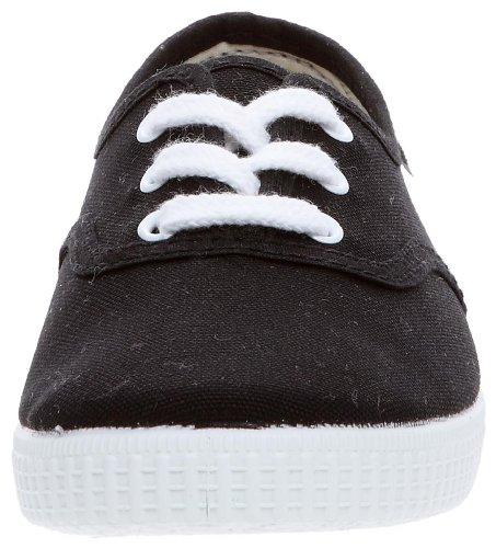 Victoria 6613 Unisex - Kinder Sneaker Schwarz (Noir)
