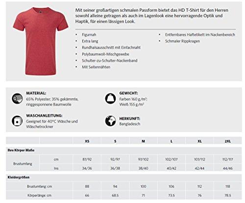 Siviwonder Unisex T-Shirt LANDSEER Hund Hunde pink marl