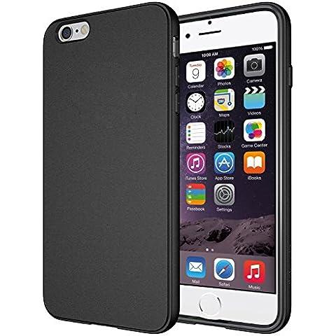 Diztronic TPU completa Mate Soft Touch flexible para Apple iPhone 6 Plus & 6S Plus (5.5