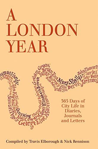A London Year (English Edition) por Travis Elborough