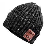 StillCool Cappello Bluetooth, Berretto Invernale Unisex Wireless Bluetooth con Cuffia Stereo e Microfono Trendy Caldo Molle per Corsa Sci Escursionismo o Come Regalo di Natale