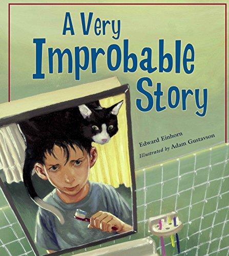 A Very Improbable Story, A (Charlesbridge Math Adventures) por Edward Einhorn
