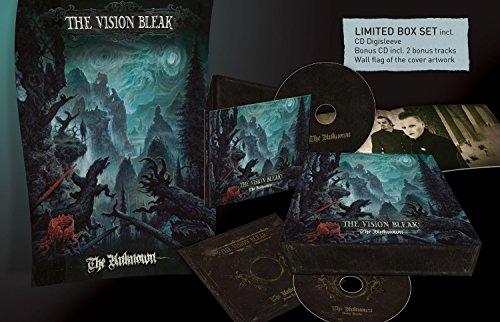 The Unknown (LTD. Boxset, inkl. Bonus CD) Vision-box