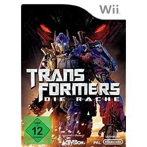 Transformers 2 – Die Rache – [Nintendo Wii]