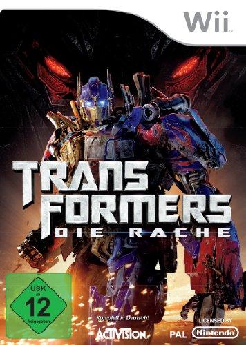 Transformers Video-spiele Wii Für (Transformers 2 - Die Rache - [Nintendo Wii])