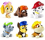 Paw Patrol Pup Squirters Complete Set 6 ...