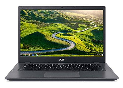 'ACER CHROMEBOOK 14CP5–471–53B9–Intel Core i5–6200U (2.3/2.8GHz), 4GB LPDDR3, 64GB Flash, 35.56cm (14) IPS LED FHD, 1920x 1080, Intel HD Graphics 520, 802.11a/AC/B/G/N, Bluetooth, Chrome OS